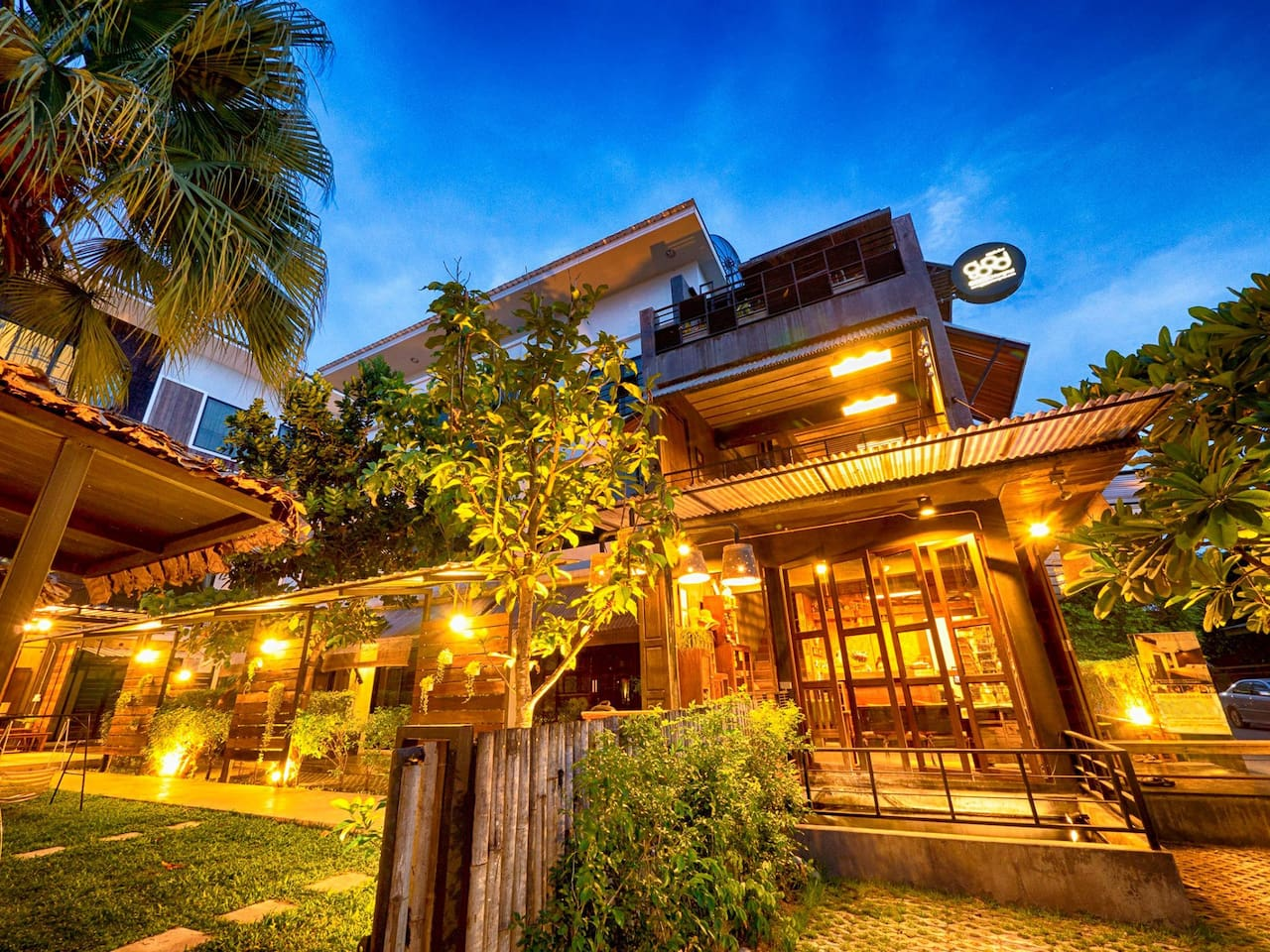 Staying at the GORD CHIANGMAI, every touch of happiness in Chiangmai.