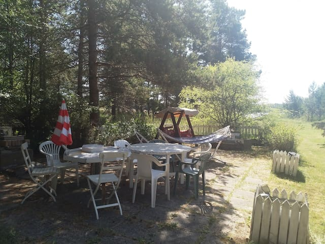 A cosy cabin in the gorgeous Turku archipelago