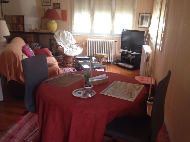 Agréable appartement à proximité de Bordeaux - Villenave-d'Ornon - Wohnung