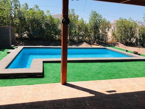Hermosa casa en Pica con piscina privada