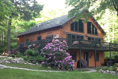 Log Cabin on a Lake-Delightful! - Acton - Hus