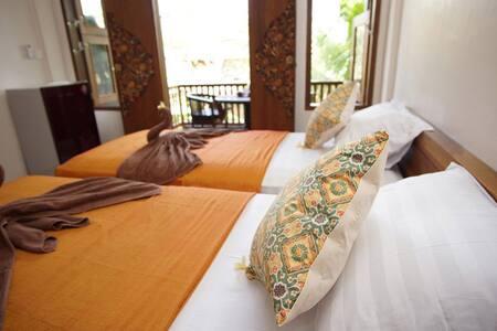 Alluring Family Suite in Ubud - Ubud - Apartment