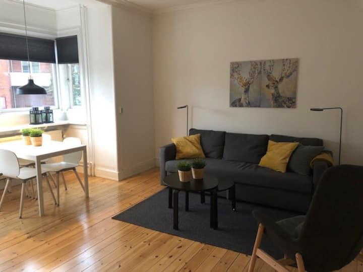 One bedroom apartment suburb to Copenhagen,b8stv