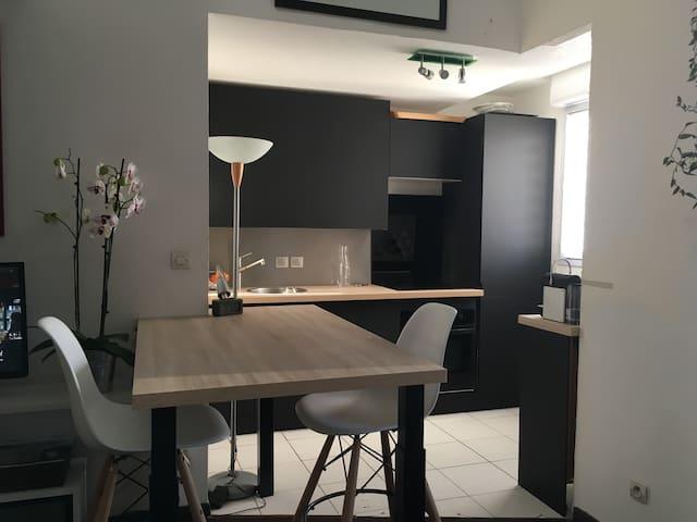 Appartement Cosy dans un bois - Saint-Jean - Daire