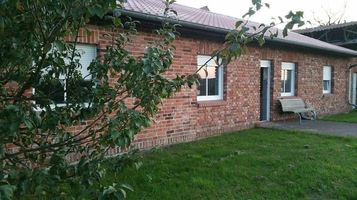 Gästewohnung auf dem Prignitzhof
