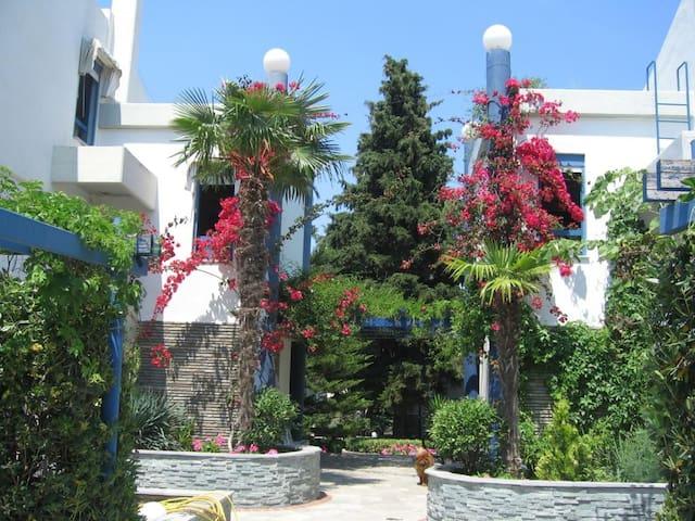 Modern residence-Chanioti-Halkidiki - Chaniotis - Huis