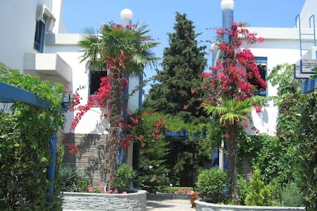 Modern residence-Chanioti-Halkidiki - Chaniotis - Rumah