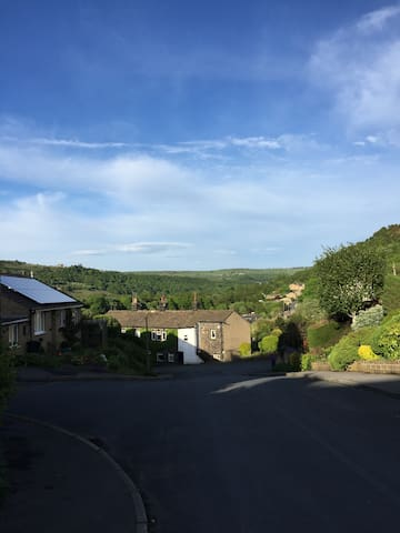 Luxurious countryside couples getaway, Sleeps 4 - Mytholmroyd - Casa