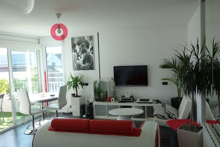 your room in the heart of Nantes - Nantes - Apartment