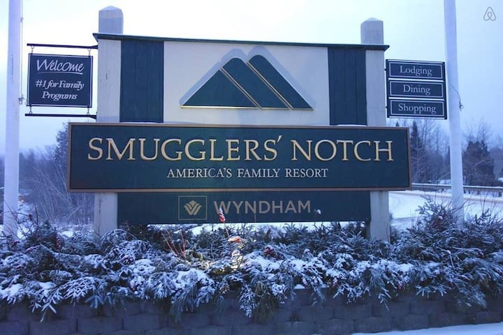 Wyndham Smugglers' Notch- 2 BR - Cambridge - Leilighet