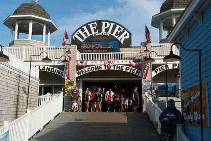 The Famous Pier