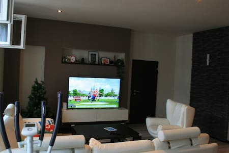 120m2 beautiful apartment by the city park - Ostrava - Διαμέρισμα