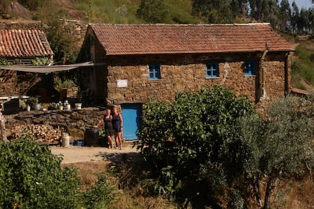 Paradise with rustic rooms and great meals! - Figueiró dos Vinhos - Penzion (B&B)
