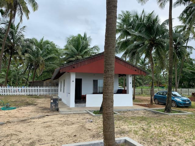 Swarga by the Bay - Beachfront Cottage