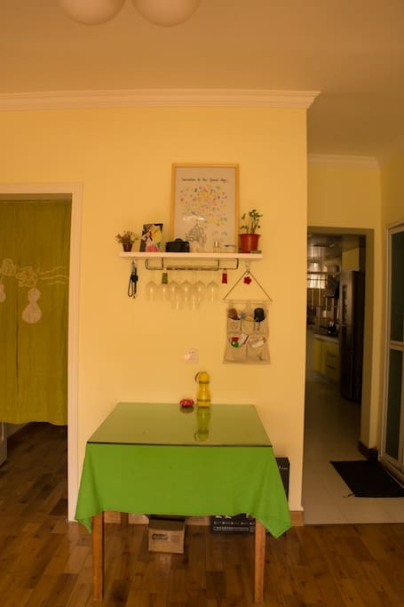 mini dining room