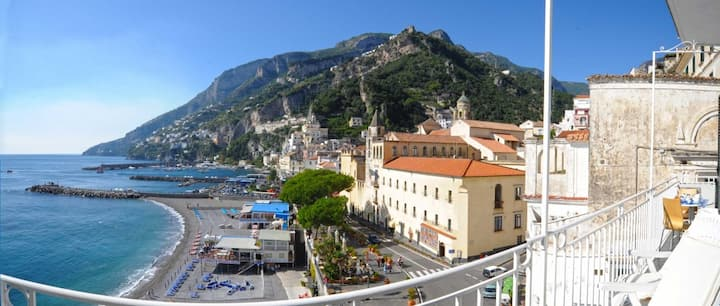 Dolce Vita  A Luxury house Amalfi
