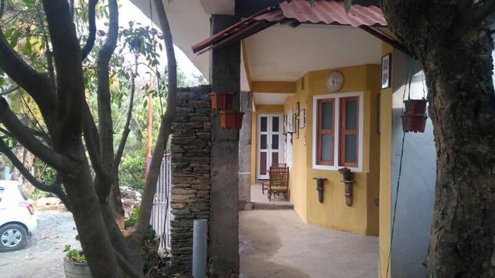 Private Room at Mukteshwar