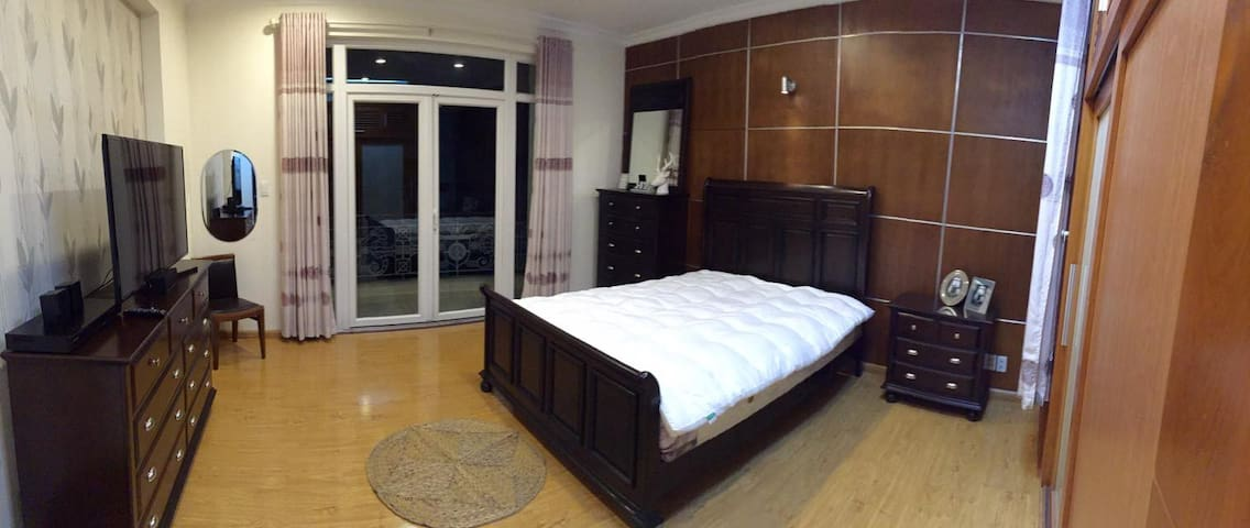 40m2 Bedroom in central dist 1, Ho chi minh - Ho Chi Minh City - Ház
