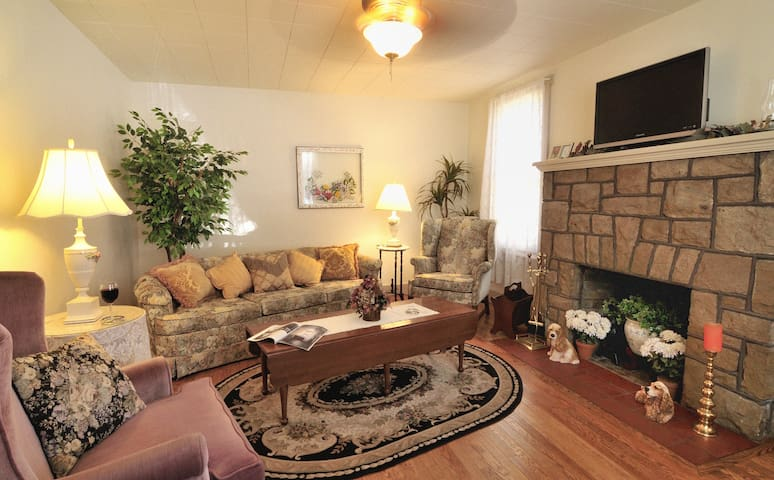 Virginia's House - Bellefonte - Haus