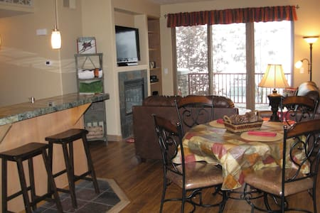 Frenchmans Condo in Ketchum - Appartamento