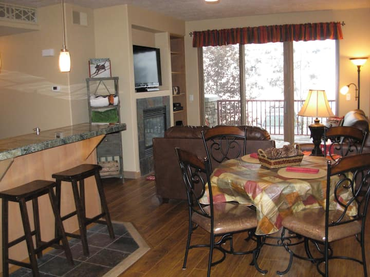 Frenchmans Sun Valley/Ketchum Condo