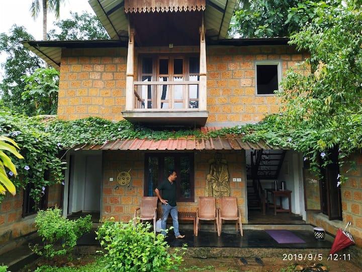 Experience Kalari payattu and farm stay