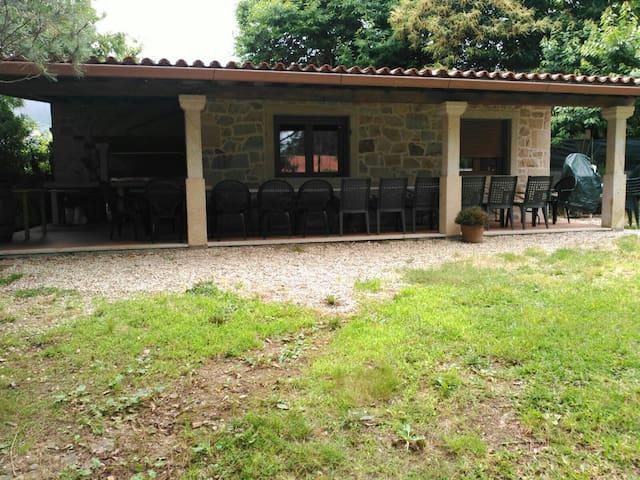 Casita con parkin privado - Pontevedra - Maison