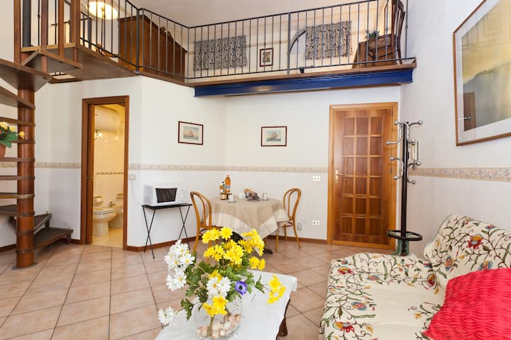 Lovely Apartment in Palermo Centre (Apt. 24)