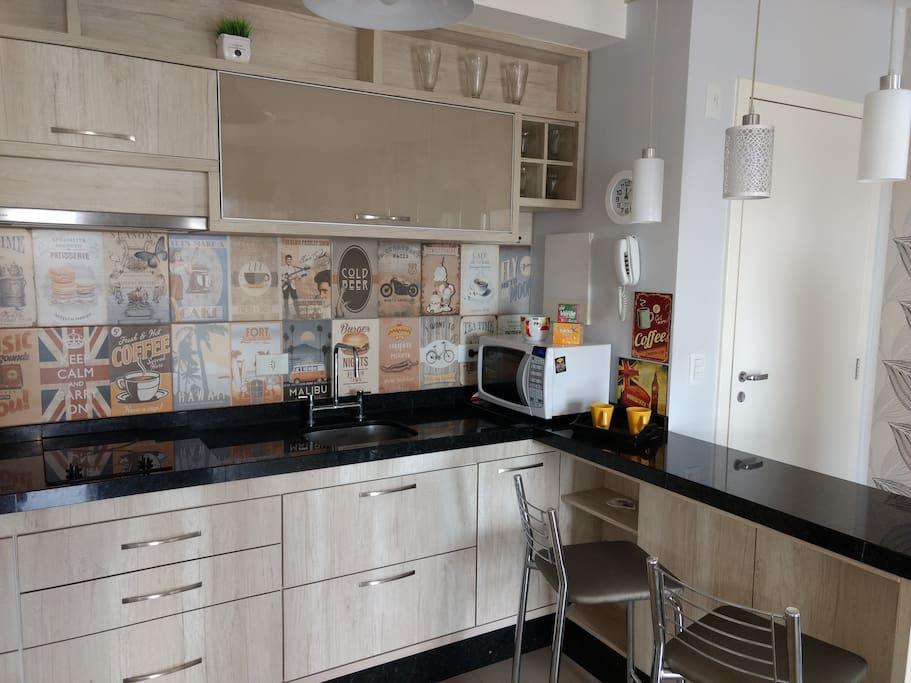 Cozinha - Vista1