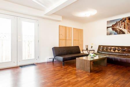 Affordable Studio in Maple Ridge - Maple Ridge - Huis