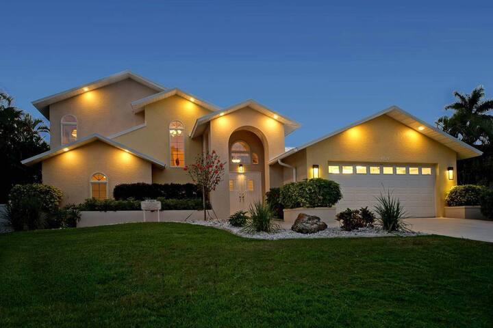 Villa Esplanade luxury dream close to the river - Cape Coral - Villa