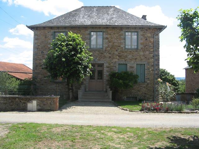 La Maison d'Artigues, gîte en Aveyron