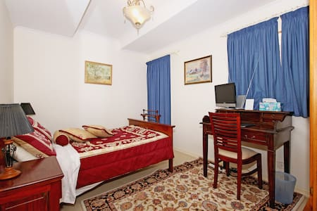 Corporate Accommodation - 2 - Queensland Room - Auchenflower