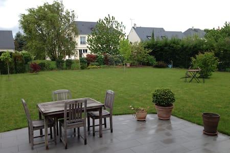 Calme et tourisme en Orléanais - Saint-Denis-en-Val