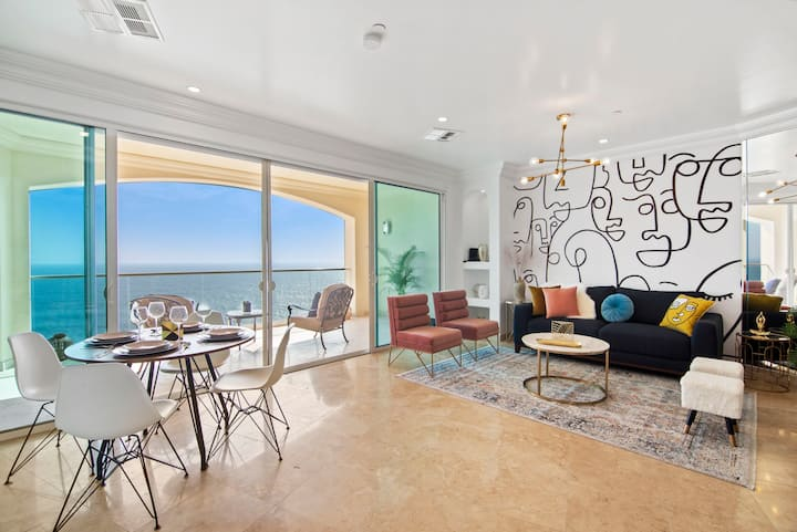 Amazing ocean view apartment at Las Olas Grand