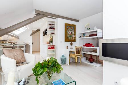 Nice studio between city and nature - Neuilly-sur-Seine - Leilighet