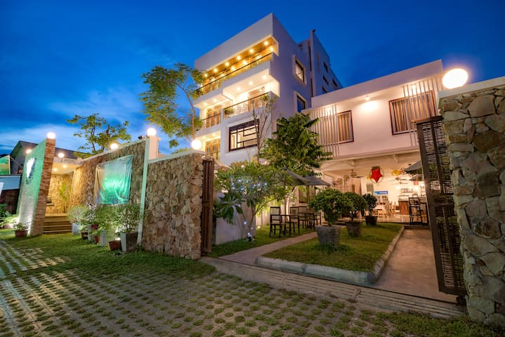 Deluxe Double Room Free Airport Pickup  Rei Angkor
