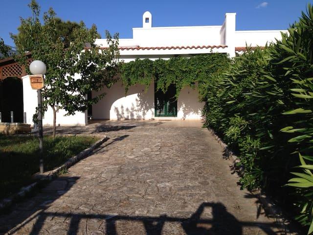 VillaAlMare Pilone1 MarinaDi Ostuni - Ostuni - Villa