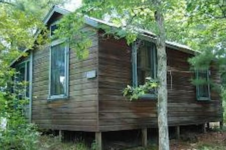 Long Pond Cabin, a Rustic Retreat - Plymouth - Cabane