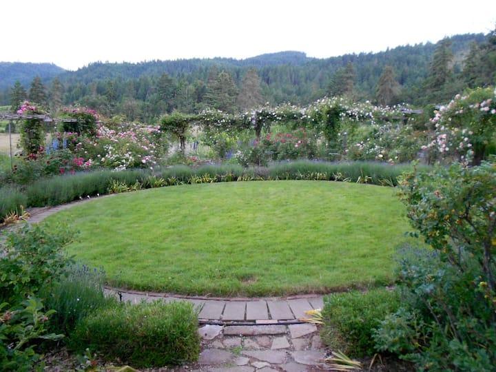 The Big Apple organic farm