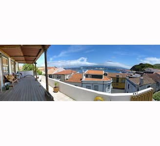 CASA DO PORTO Amazing location view - Horta - Hus