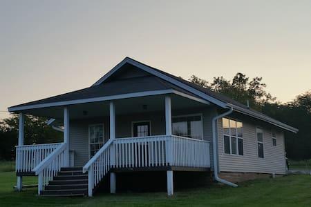 Remote Cabin on Antler Ridge