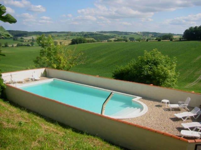 La Petite Mirabelle @ Vos - Nanteuil-Auriac-de-Bourzac - Holiday home