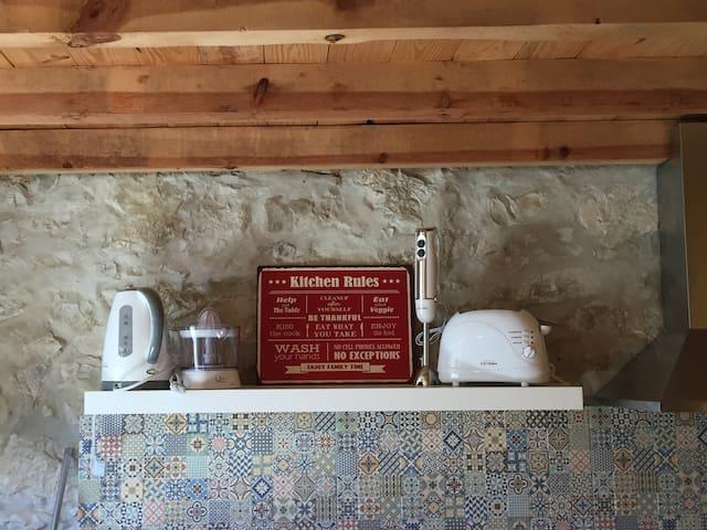 Kitchen rules!