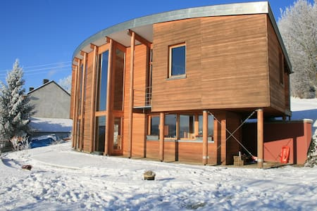 Spacious, modern and passive house - Villers-le-Bouillet