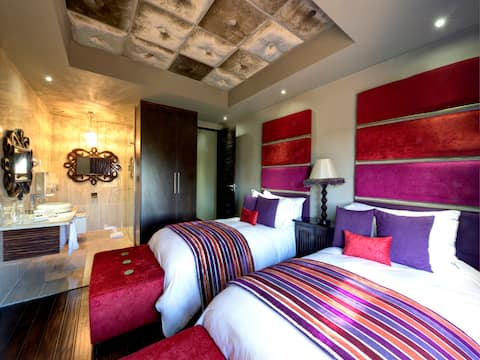Family Suite · Family Suite at Palala Boutique Game Lodge & Spa