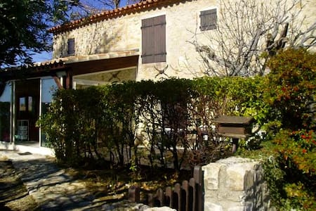 Traditional summer house - Provence - Cabrières-d'Aigues
