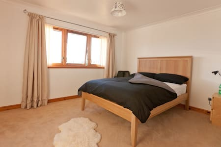 Double ensuite room, sea view, wifi - Skelmorlie - Hus