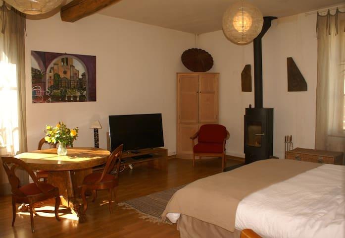 La chambre des dames - Le Châtelet-en-Brie