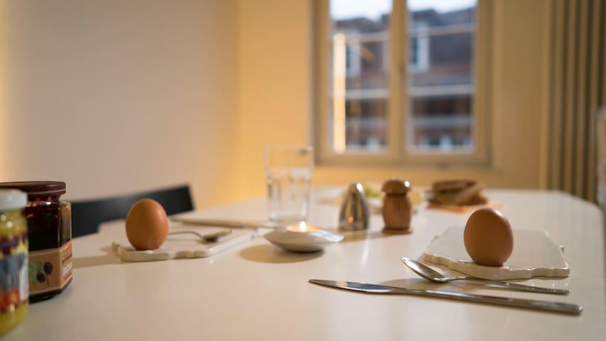 Esszimmer (Dinningroom)